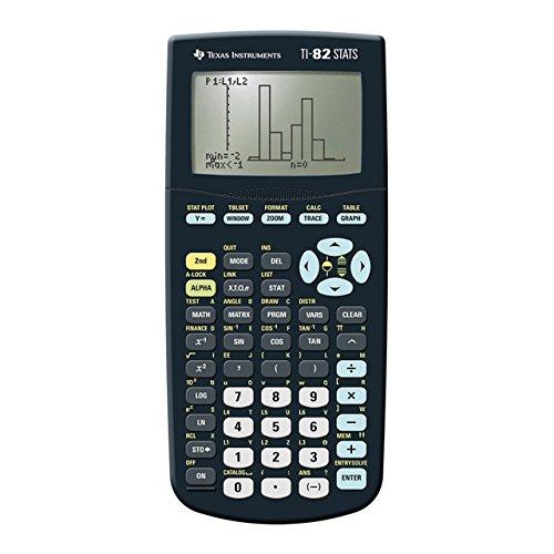 Texas Instruments Calculadora Gráfica TI-82 STATS