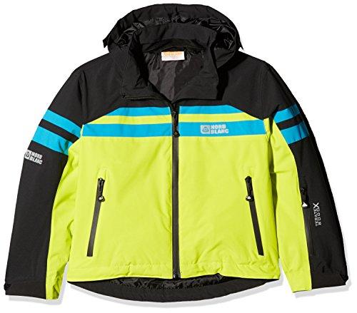 Nordblanc Kinder Yearn Winterjacke Ski Und Snowboardjacke, Juicy Green, 158-164