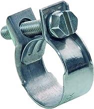 Damesa 0301060-8 - Abrazadera normal w1 diámetro 16-18, Paquete de 10 unidades