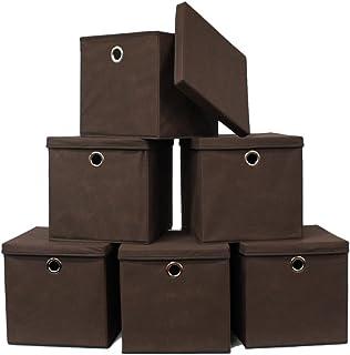 Kntiwiwo Foldable Storage Bins
