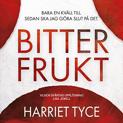 Bitter frukt cover art