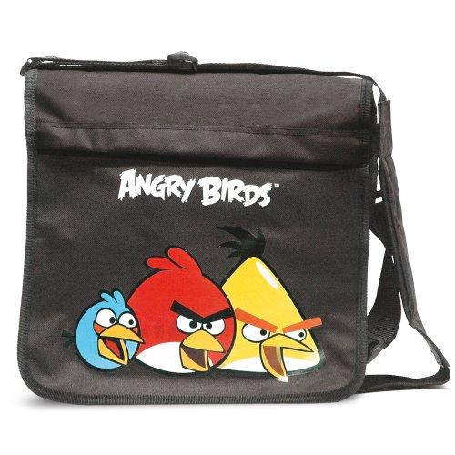 Angry Birds Shoulder Bag (Black)