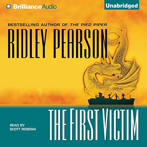 The First Victim audiobook cover art