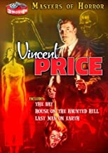 Masters of Horror: Vincent Price - (The Bat / House on Haunted Hill / Last Man On Earth)