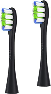 Unbranded 2x Replacement Electric Toothbrush Heads, Replacement Brush Heads for Oc-lean Series, Made of ABS Plastics and P...