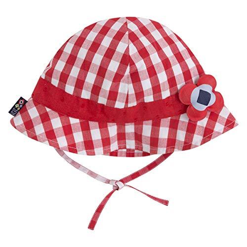 Tuc Tuc Gorro POPELÍN NIÑA Pirates, Rojo (Rojo 3), 6 años (Tamaño del Fabricante:52) para Niñas