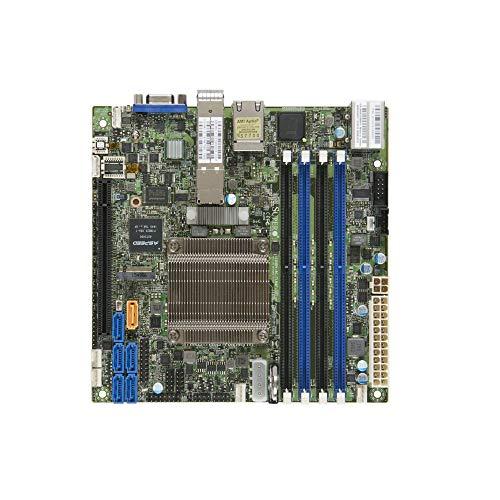 Supermicro X10SDV-8C-TLN4F+ Motherboard