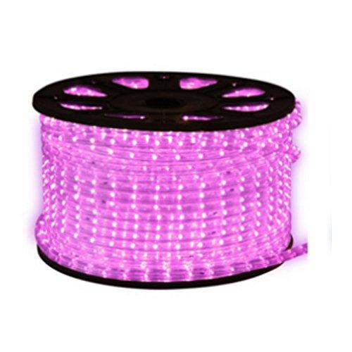 Guirnalda de luces LED con función intermitente (50 m, 50 m), color...
