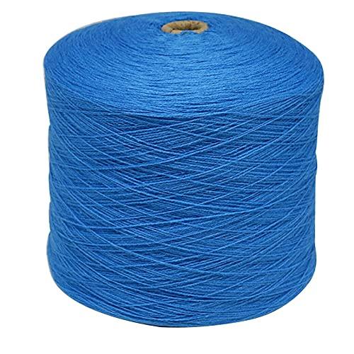 Shrink-proof wollen garen gebreide geweven deken trui fancy garen wollen garen zachte gevoel hoed sjaal garen (Color : 1)