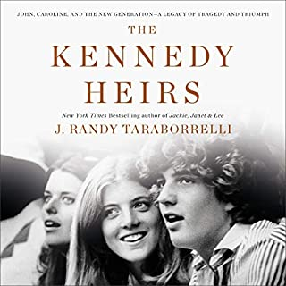 The Kennedy Heirs audiobook cover art