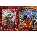Fantasy Riders 3 Megapack + Guía de la colección Fantasy Riders El Resurgir de los Dragones