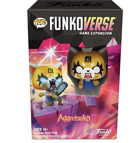 Funkoverse: Aggretsuko 100 1-Pack Board Game
