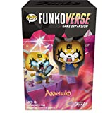 Pop! Funkoverse: Aggretsuko 100 - Board Game Expansion Standard