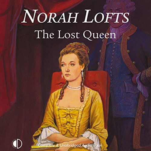 The Lost Queen audiobook cover art