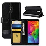 Xyamzhnn HNZZ Coque de téléphone Crazy Horse Texture Horizontale PU + TPU Coque PU + TPU pour LG...