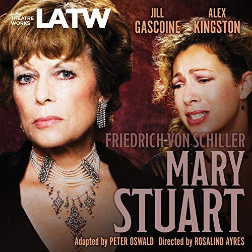 Mary Stuart copertina