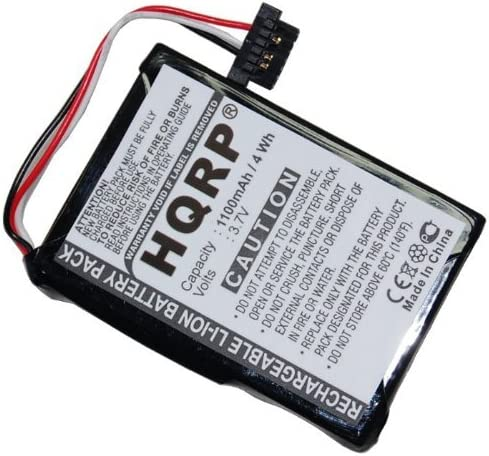 HQRP Battery Compatible with Fixed price for sale Shipping included Magellan 2250T RoadMate 2000 2200T