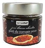 PATÉ DE TOMATE SECO CON ACEITE OLIVA VIRGEN TOMACHAF PREMIUM 170g