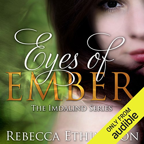 Eyes of Ember audiobook cover art