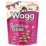 Wagg Sensitive Treats 125g (Bulk deal of 7) 875g