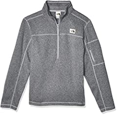300 g/m² poly fleece features a soft, brushed inner face, increase surface area for warmth retention. Reverse-coil zippers at the front and pockets feature a low profile for a lay-flat look. Tall stand collar. Long sleeves with zip bicep pocket at le...