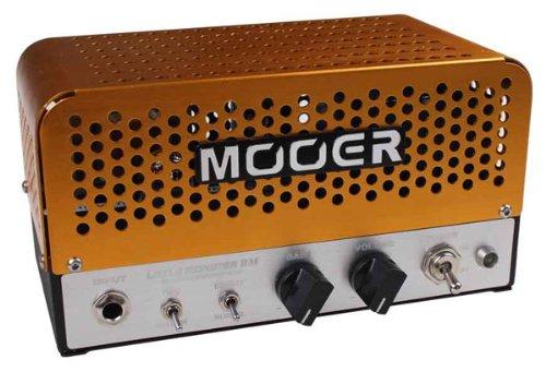 MOOER LITTLE MONSTER BM 5W VALVE HEAD Electric guitar amplifiers Tube guitar heads