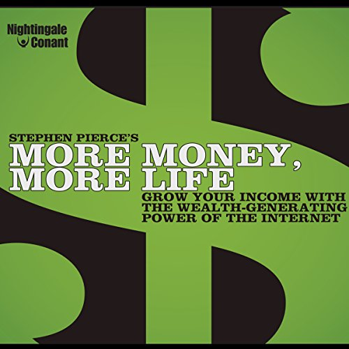 More Money, More Life audiobook cover art