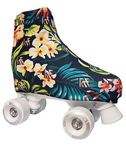 KRF The New Urban Concept Abdeckhauben Skate Boot/ Figur Skate Stiefel Bezüge Tropic, Tropic, n/a, 0017122