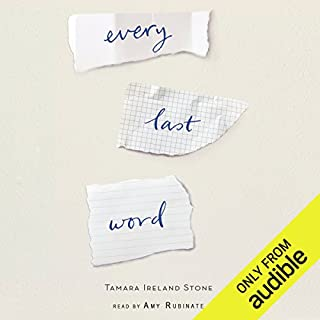 Every Last Word                   Auteur(s):                                                                                                                                 Tamara Ireland Stone                               Narrateur(s):                                                                                                                                 Amy Rubinate                      Durée: 8 h et 15 min     2 évaluations     Au global 4,5