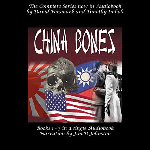 China Bones - The Complete Series audiobook cover art