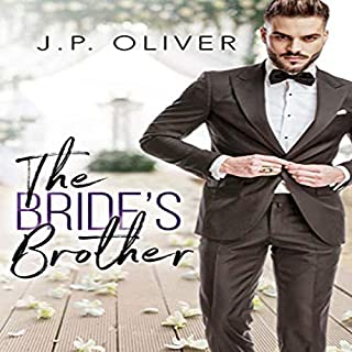 The Bride's Brother audiobook cover art