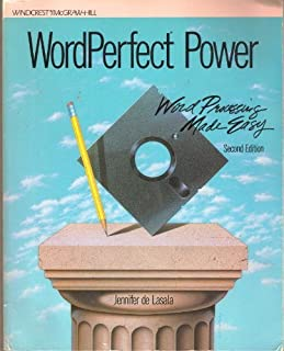 WordPerfect Power: Word Processing Made Easy