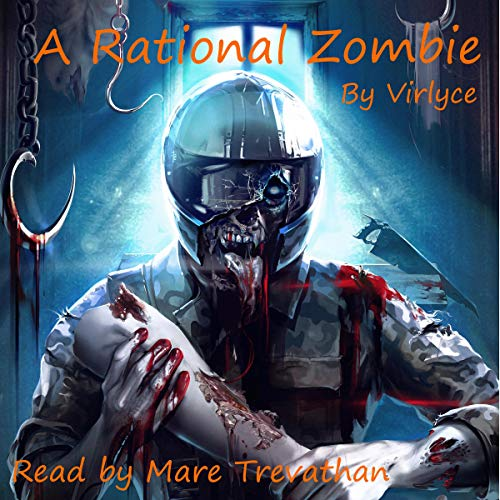 A Rational Zombie audiobook cover art