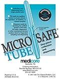 Medicore Medical Supply 1015-50 MicroSafe Capillary Tube (Pack of 50)...