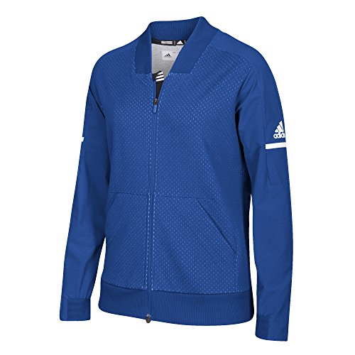 Adidas Squad Bomber giacca da donna scarpe sportive, Donna, Collegiate Royal-White, Large