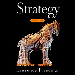 Strategy cover art