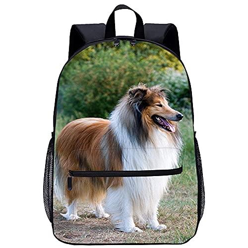 YJBZDMG Mochila de moda Tela Oxford Perro noble Es un producto muy...