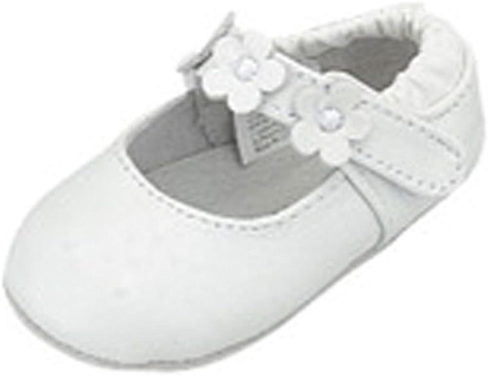 Infant Austin Mall Baby Girls Size Today's only 0 White Flower Ballerina Sho Summer Style