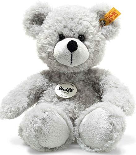 Steiff 113789 Teddybär, grau, 28 cm