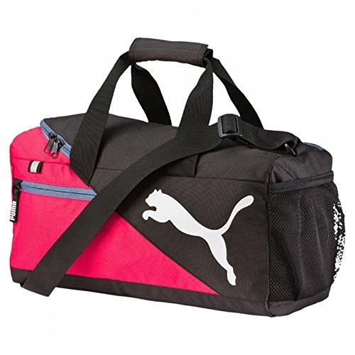 PUMA Sporttasche Fundamentals Sports Bag, Rose Red, 41 x 21 x 22 cm, 15 Liter