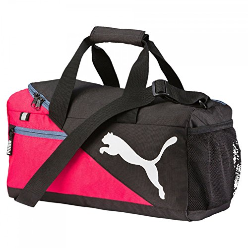 PUMA Sporttasche Fundamentals Sports Bag, Rose Red, 41 x 21 x 22 cm, 15 Liter