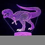 Luz nocturna 3D luz 3D creativa modelo de guitarra eléctrica ilusión luz 3D LED 7 cambio de color sensor táctil USB lámpara de mesa luz nocturna