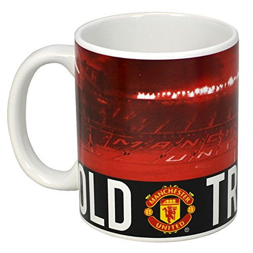 Manchester United FC-Becher - Old Trafford