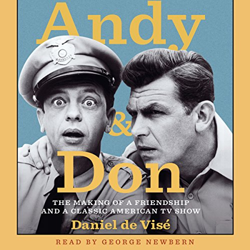Andy and Don audiobook cover art