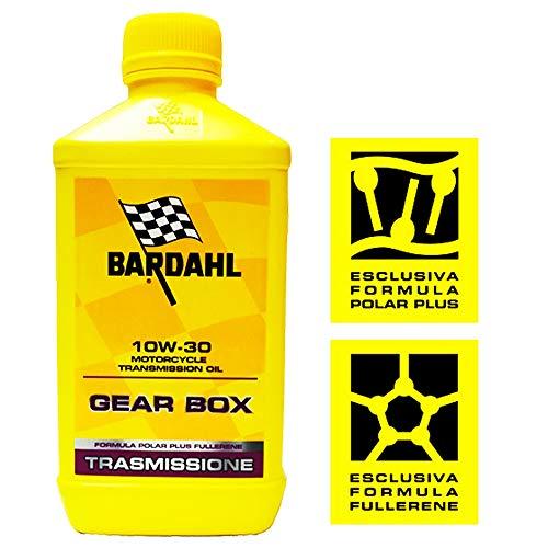 Olio Cambio Trasmissione BARDAHL GEAR BOX 10w-30
