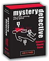 Mystery Detective Vol 1 - Classic Cases SW
