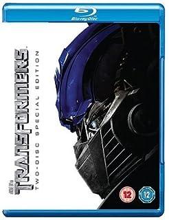 Transformers [Blu-ray] [2007] [Region Free] (B001B6CCC6) | Amazon price tracker / tracking, Amazon price history charts, Amazon price watches, Amazon price drop alerts