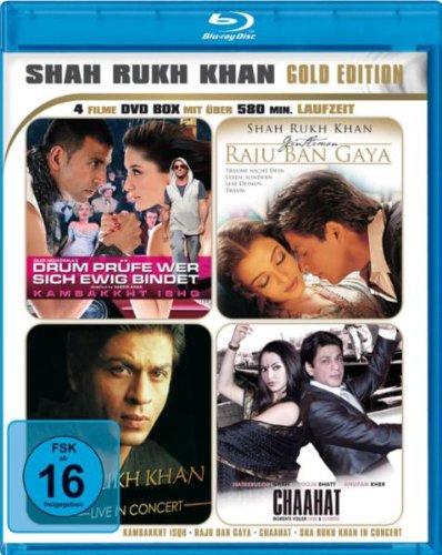 Die große Shah Rukh Khan Doppel-Edition (2 Blu-rays)