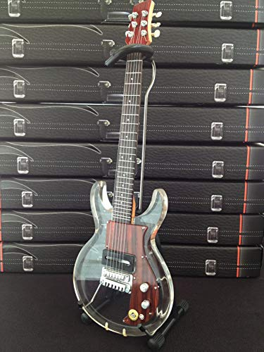 Hacha HEAVEN kr-600Keith Richard Dan Armstrong claro Mini guitarra