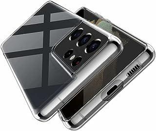 TenDll TecnoSpark7Pro Case,Shock Absorption TPU Rubber Gel Transparent Anti-Scratch Clear Back, HD Crystal Clear For Te...